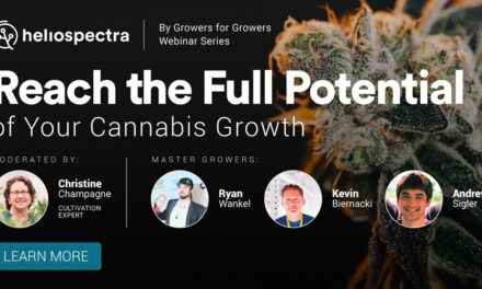 Webinar Series: Reach the Full Potential of Your Cannabis Growth Through Proven Strategies