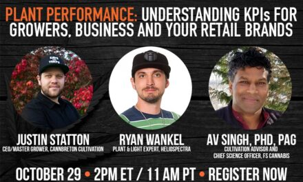 Vol. 1: Plant Performance: Understanding KPIs for Growers, Business and Your Retail Brands