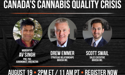 Vol. 9: Canada's Cannabis Quality Crisis